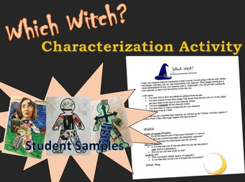 Which Witch - Crucible Characterization