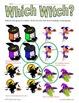 Which Witch? Halloween Logic Worksheet