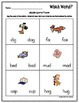 Which Word? CVC Worksheets