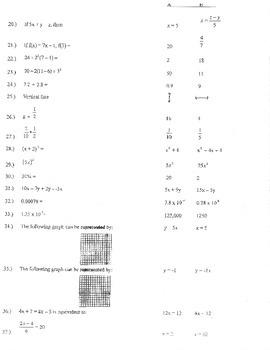 Which answer makes sense mathematical reasoning SAT test prep