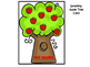 Which apple tree had the most/least/same colored apples? (