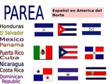 Which countries speak Spanish? Great mini lesson for Day o