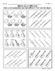 Which is Different (Musical Instruments)? Visual Discrimination Activity Sheets