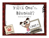 Which One's Greater? (2.NBT.4)