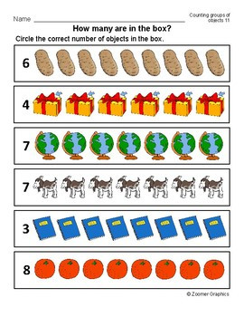 Which one is Different (Long O Words)? Visual Discrimination Activity Sheets