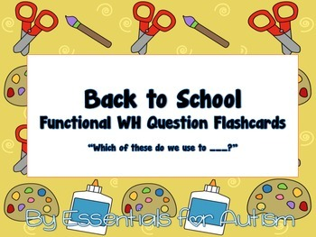 Which school item do we use to ___?