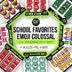 Emoji Clip Arts BEHEMOTH Bundle