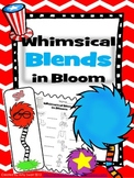Whimsical Blends in Bloom - Beginning Blends literacy stat