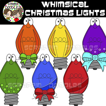 Whimsical Christmas Lights