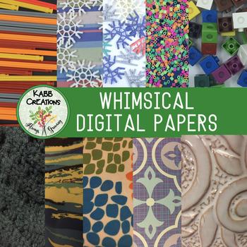 Digital Papers-   Fun photos