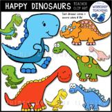 Dinosaurs Clip Art Bundle