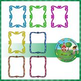 Whimsical Frames Clipart