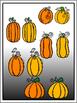 Whimsical Pumpkins Clip Art