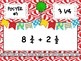 Whimsy Adding & Subtracting Mixed Numbers - 5.NF.1 Scavenger Hunt