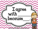 Whimsy Clips Chevron Accountable Talk