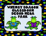 Whimsy Dragon Classroom Decor Mega Pack