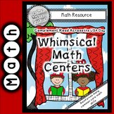 Read Across  America Math Activities