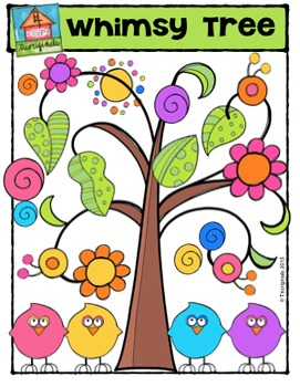 Whimsy Tree {P4 Clips Trioriginals}