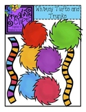 Whimsy Tufts and Trunks {Creative Clips Digital Clipart}