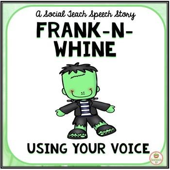 Whining Social Language Story