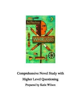 Whirligig Novel Study - Complete Guide