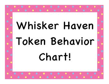 Whisker Haven Token Behavior Chart!