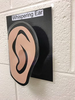 Whispering Ear- Minimizing Perseveration