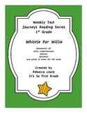 Whistle For WIllie Journeys Assessment