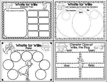 Whistle For Willie (Story Companion)