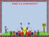 Whistle Stop Contractions