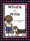 Whistle for Willie, Journeys, 1st Grade, Centers for all ability levels