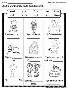 Whistle for Willie aligned with Journeys First Grade Unit 5 Lesson 23