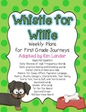 Whistle for Willie Journeys Lesson Plans and Supplemental Materials