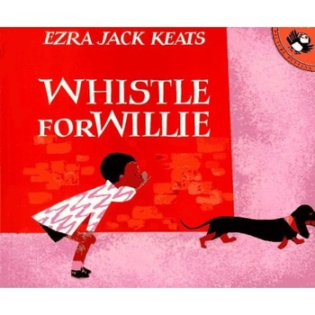 Ezra Jack Keats--Whistle for Willie (Journeys Series) - Word and Sentence Cards