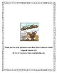 Whistle for Willie - Vocabulary & Comprehension Test/Quiz (Journeys)