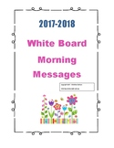 White Board Wisdom Messages