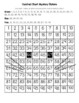 White Cat Hundred Chart Mystery Picture with Number Cards
