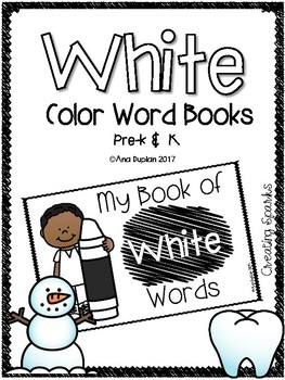 White color word