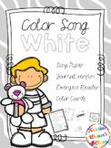 White Color Song {A Mini-Unit}