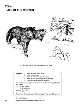White Fang Read-along with Activities and Narration