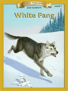 White Fang 10 Chapter Novel with Student Activities and Answer Keys