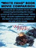 """""""White Fang"""" Book Movie Comparison"""