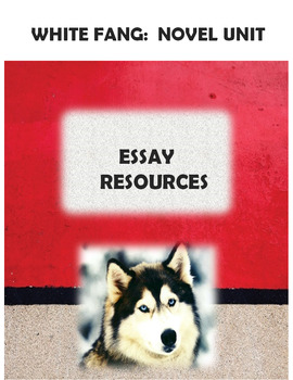 White Fang:  Essay