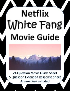 White Fang Movie Guide Netflix 2018