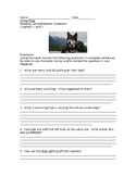 White Fang - Reading Comprehension - Chapters 1 and 2