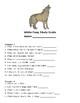 White Fang Study Guide
