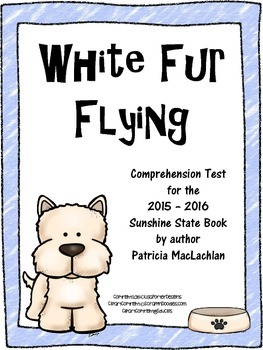 White Fur Flying - Comprehension Test