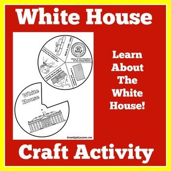 White House Activity | White House Craft | White House Ame