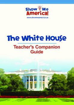 White House Video, Teacher's Guide and Children's Activity Booklet!