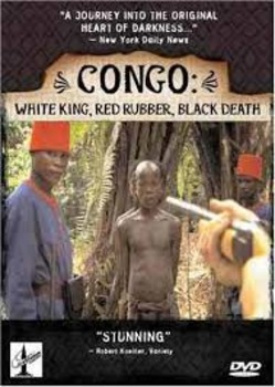 White King, Red Rubber, Black Death King Leopold II  Video